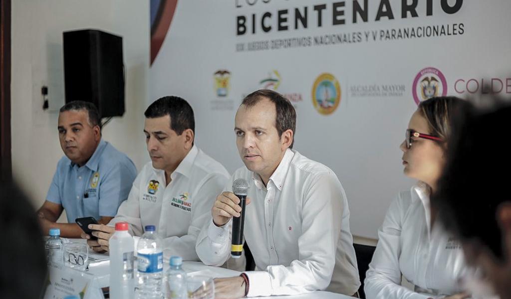 Bolívar sí será sede de los Juegos Nacionales 2019