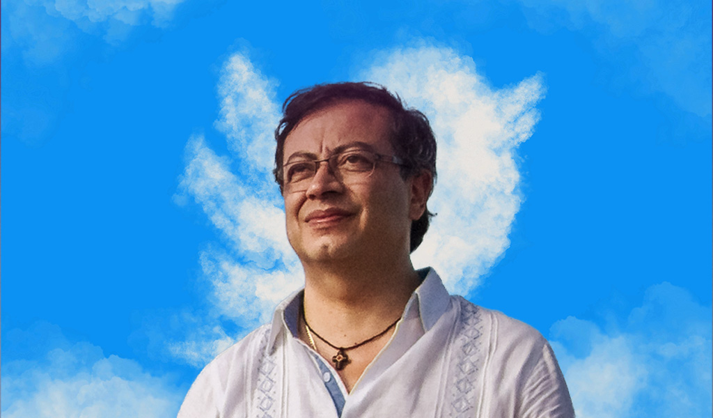 Petro, el político más influyente en Twitter
