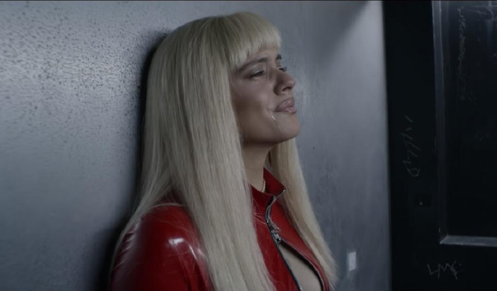 Rosalía estrena el video musical de 'Bagdad'