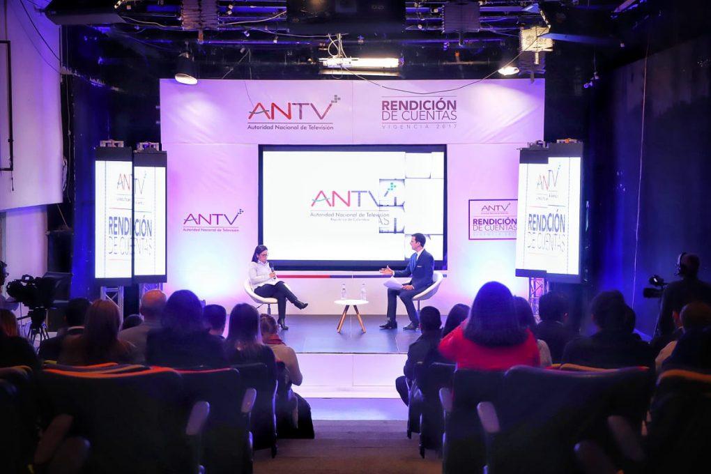 ANTV presenta rendición anual de cuentas