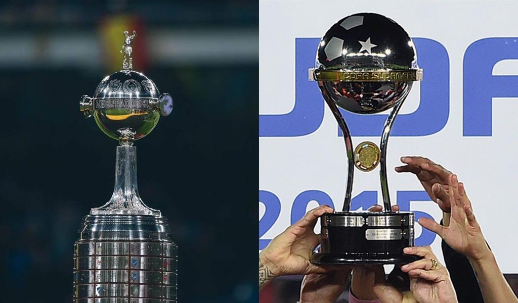 Torneos conmebol copa libertadores y copa sudamericana