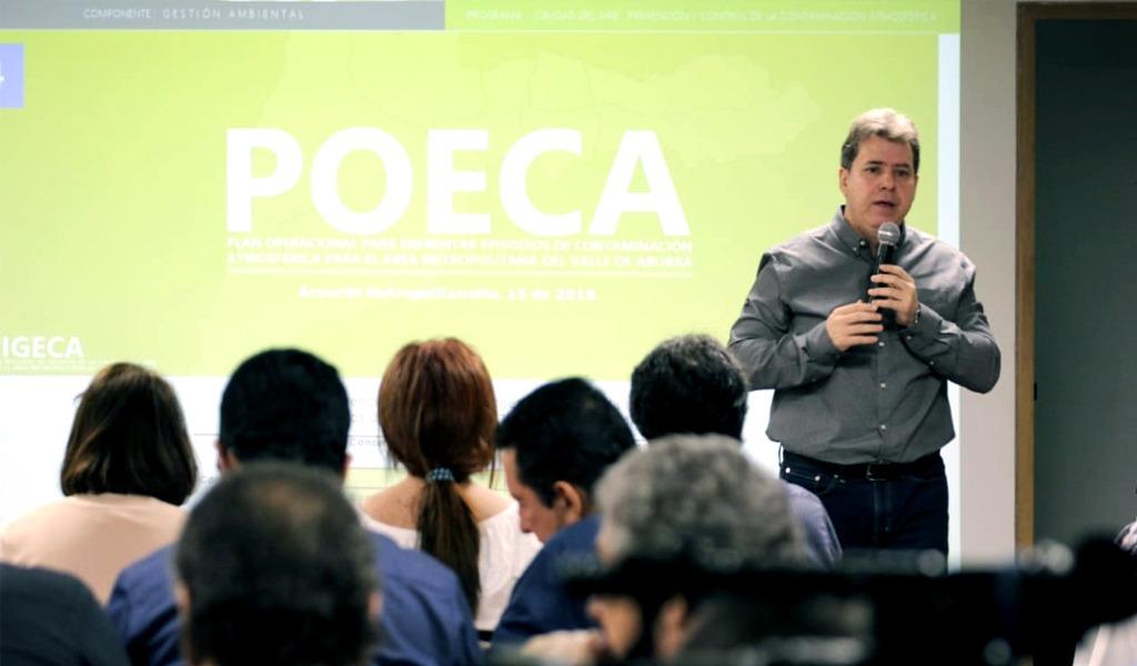 ¿Cómo avanza la autoridad ambiental en Antioquia?