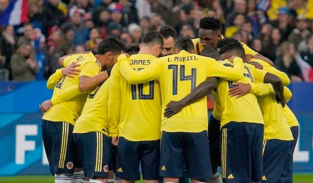 Así quedó Colombia en último ranking FIFA
