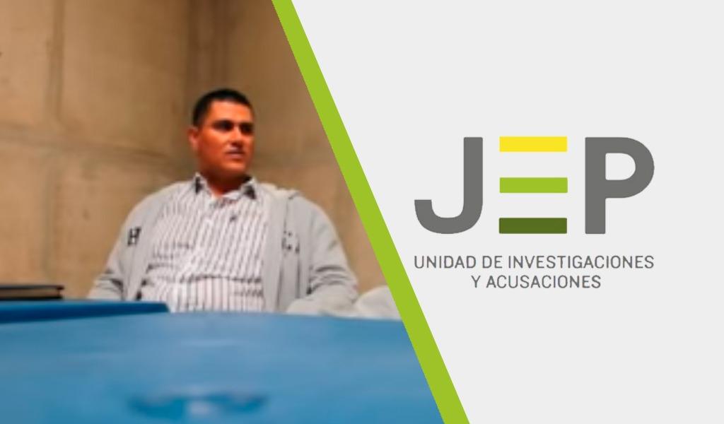 JEP no autorizó acogimiento de Juan Guillermo Monsalve