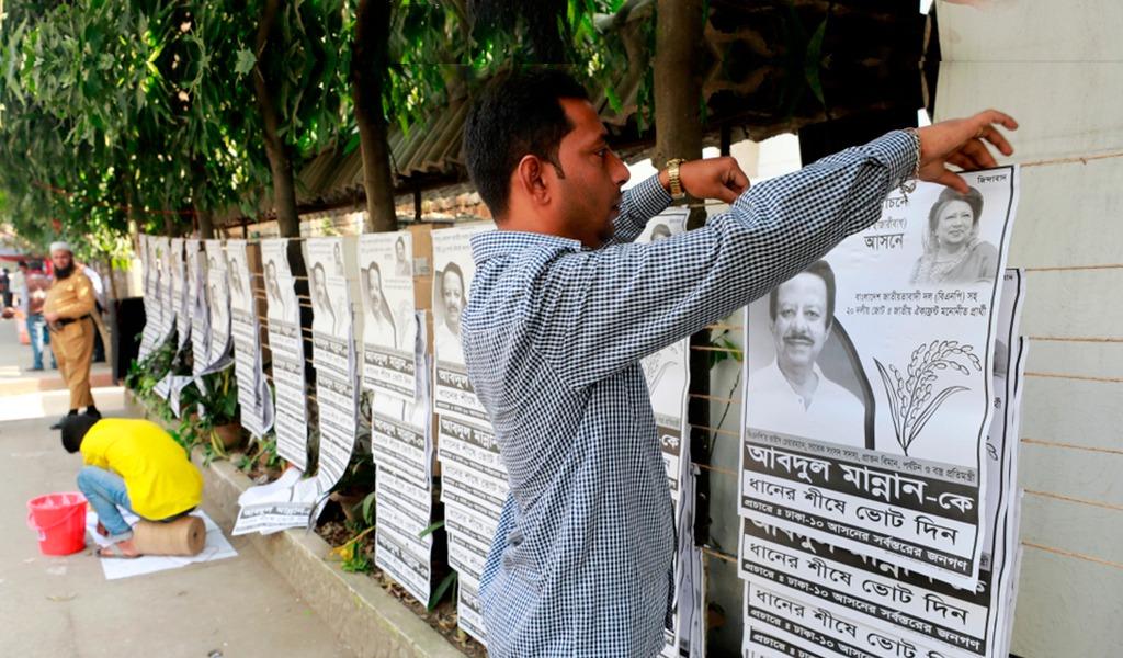 Aumentan los muertos por elecciones en Bangladesh