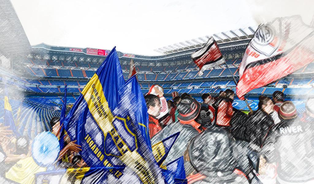 Boca River Madrid