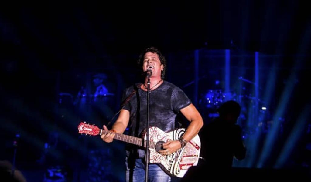Carlos Vives anuncia concierto en Bogotá