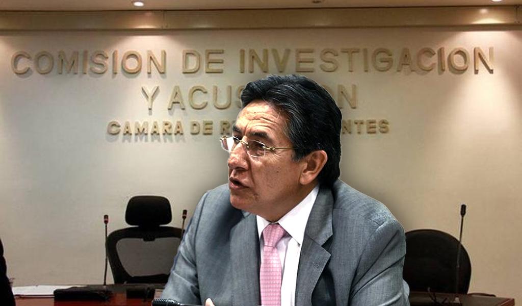 El ABC del fiscal en la Comisión de Acusaciones