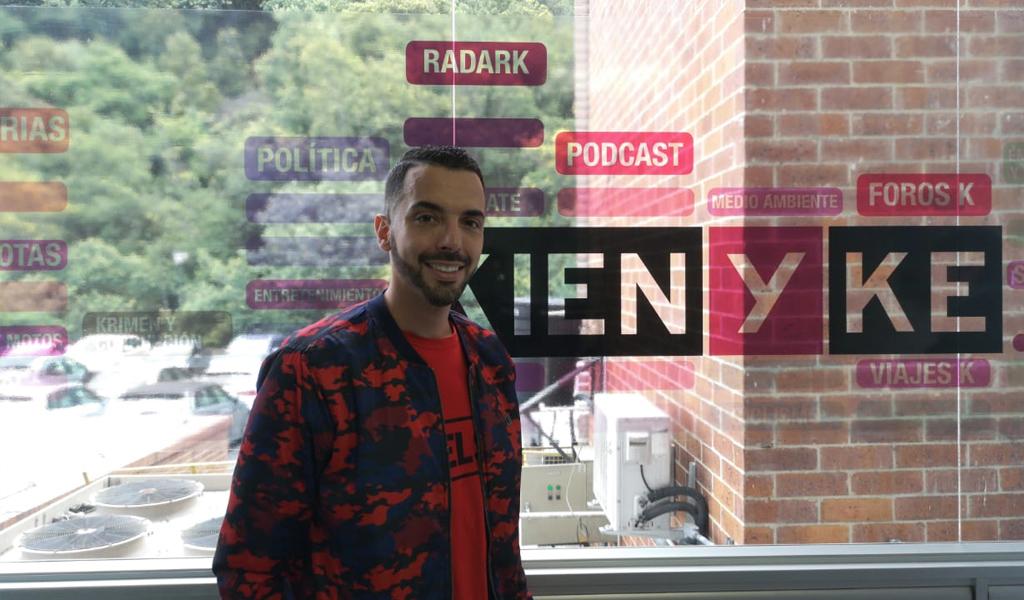 Dani Masi, el dj que encuentra inspiración en Colombia