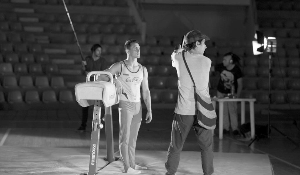 Jossimar Calvo estrenó el corto 'La Historia de un Campeón'