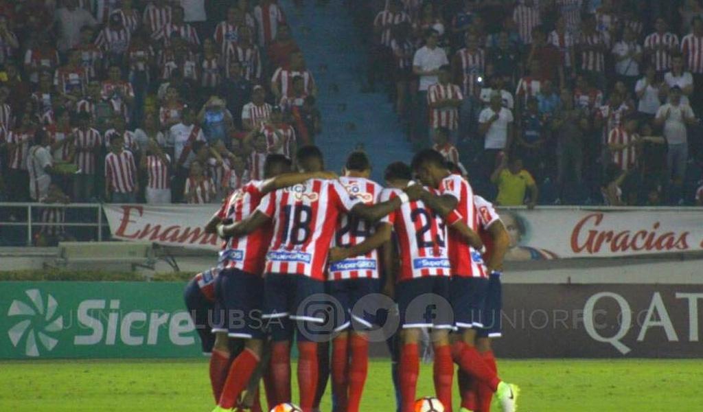 Junior de Barranquilla Copa Sudamericana