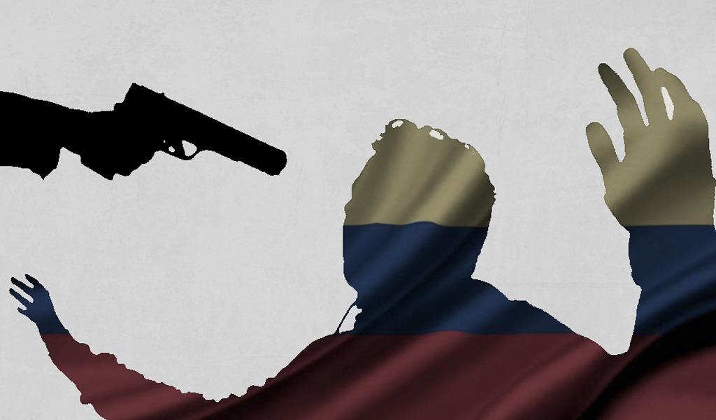 164 líderes sociales fueron asesinados en 2018 en Colombia