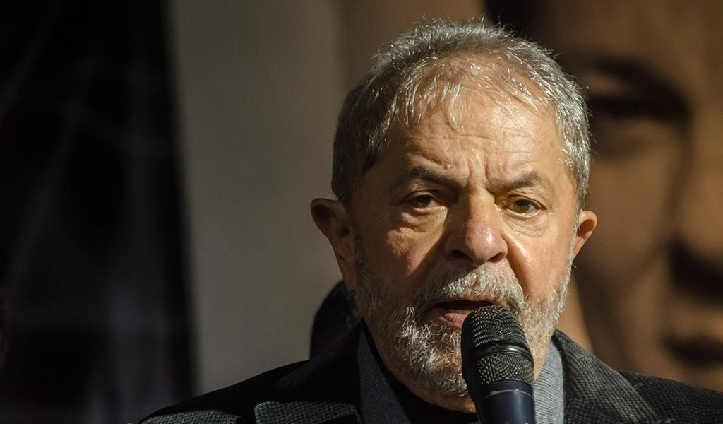 Juez ordena la libertad de Lula da Silva
