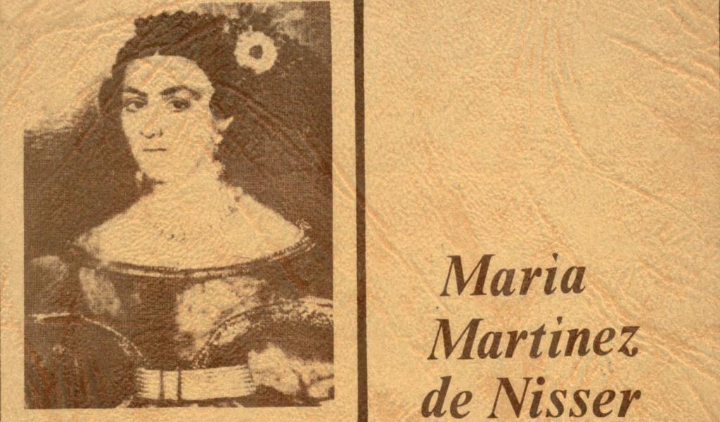 Ana María Martínez de Nisser