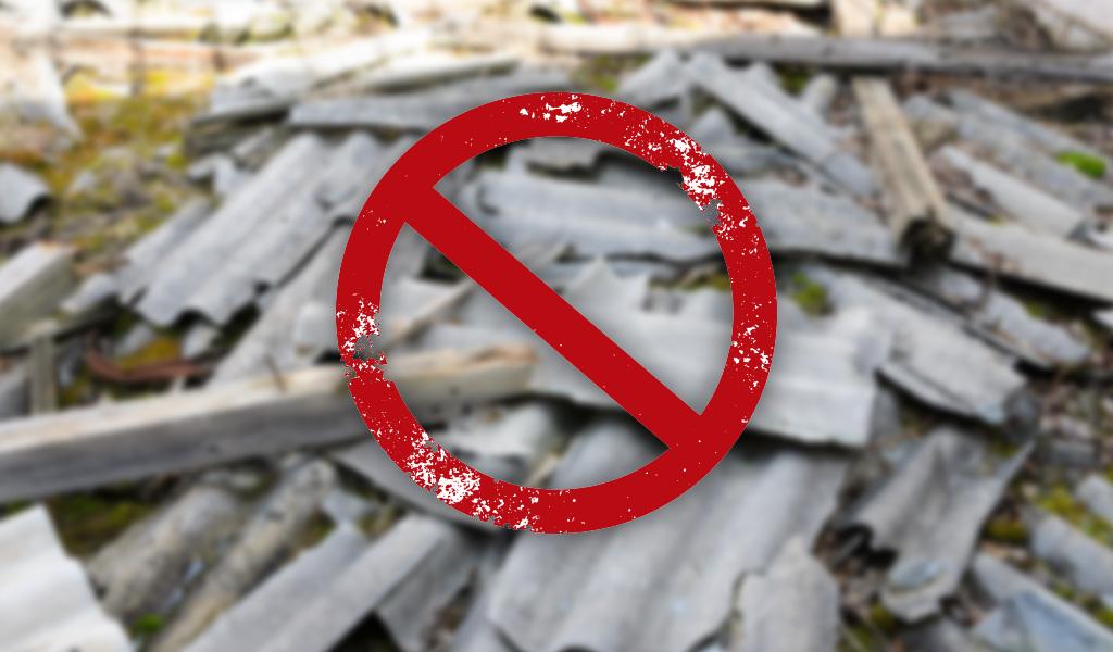 Cámara aprueba proyecto de ley que prohíbe el asbesto