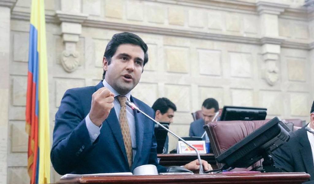 Samuel Hoyos se lanza al ruedo por la Alcaldía de Bogotá