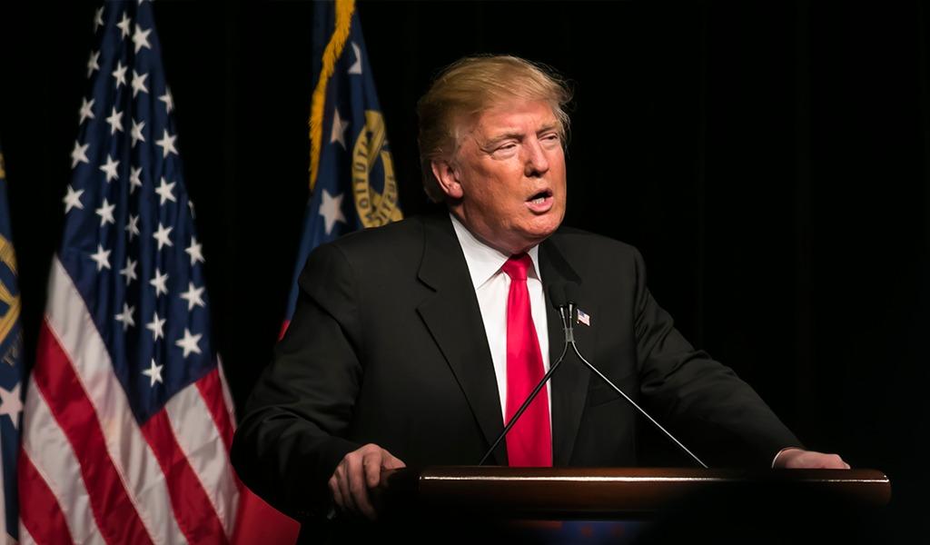 Trump despidió al director del Servicio Secreto de EE.UU.