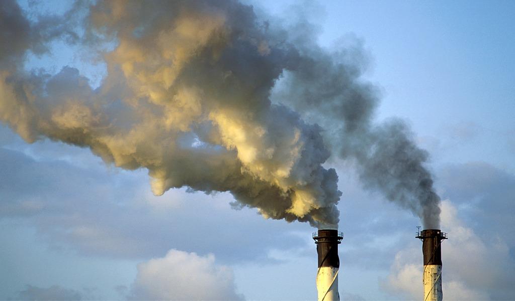 Cambio climático, emisiones de carbono