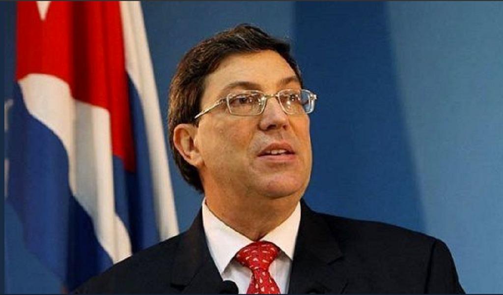 Cuba pide a Colombia el cumplimiento de los protocolos