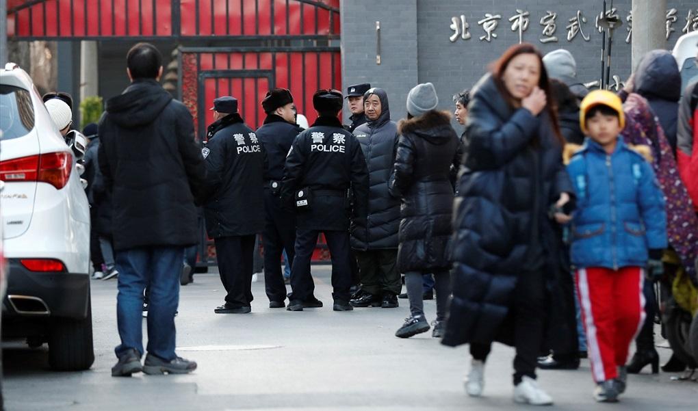 Ataque en China