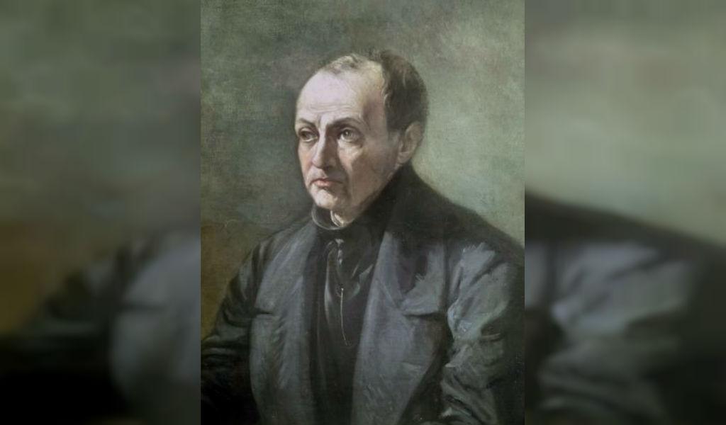 Auguste Comte, el inventor del positivismo