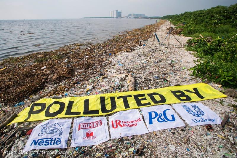 Greenpeace cuestiona estrategia ambiental de multinacionales