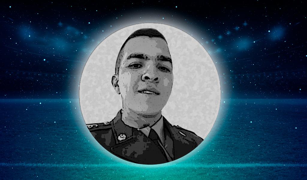 El cadete que se convirtió en ángel