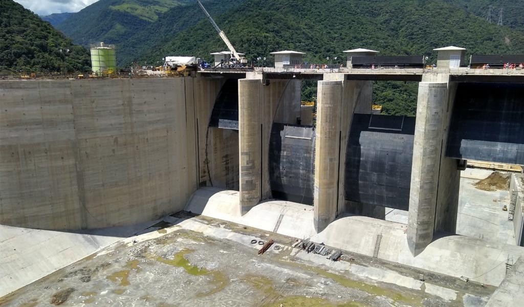 Hidroituango recibirá aguas de hidroeléctrica de Salvajina