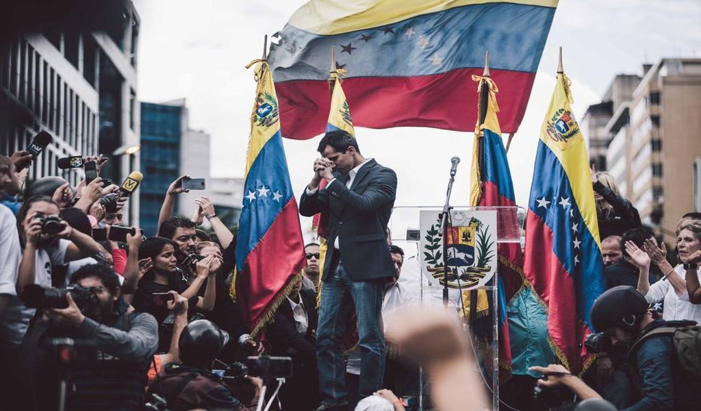 Tribunal venezolano habría avalado detención de Guaidó