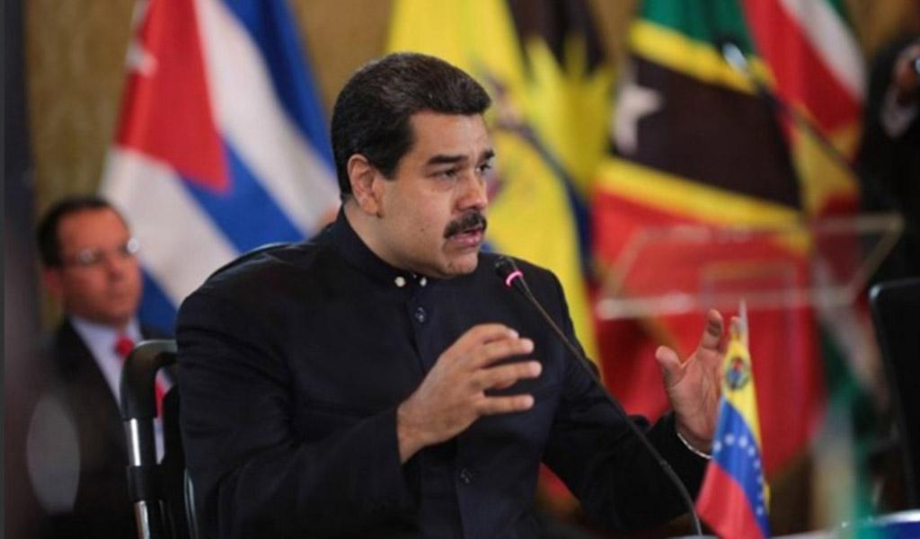 Nicolás Maduro - funcionarios venezuela