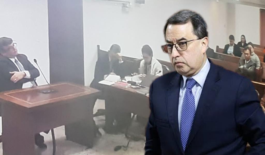 Mauricio Millán pone contra las cuerdas a José Elías Melo