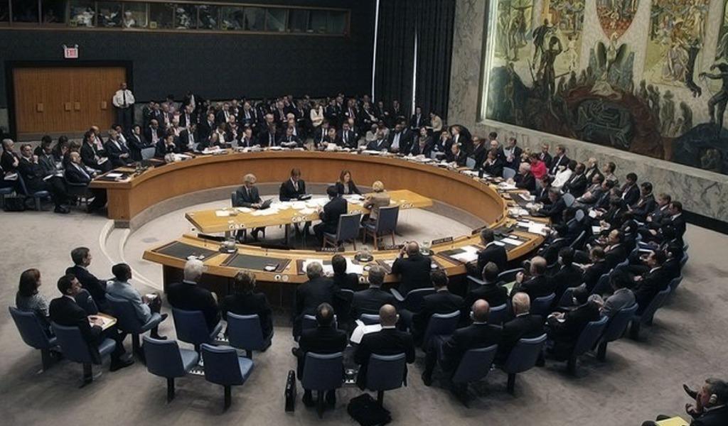 ONU expresó apoyo a proceso de paz en Colombia