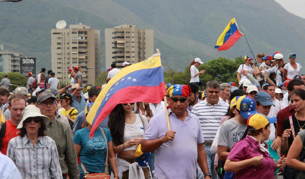 332 detenidos y 26 muertos en protestas en Venezuela