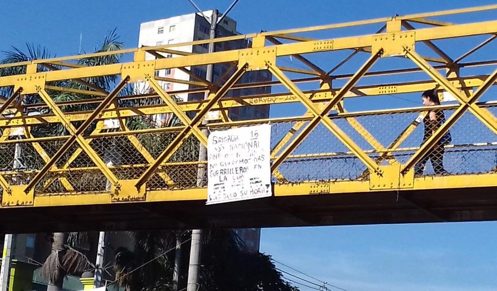 Investigan panfletos amenazantes en Universidad de Antioquia
