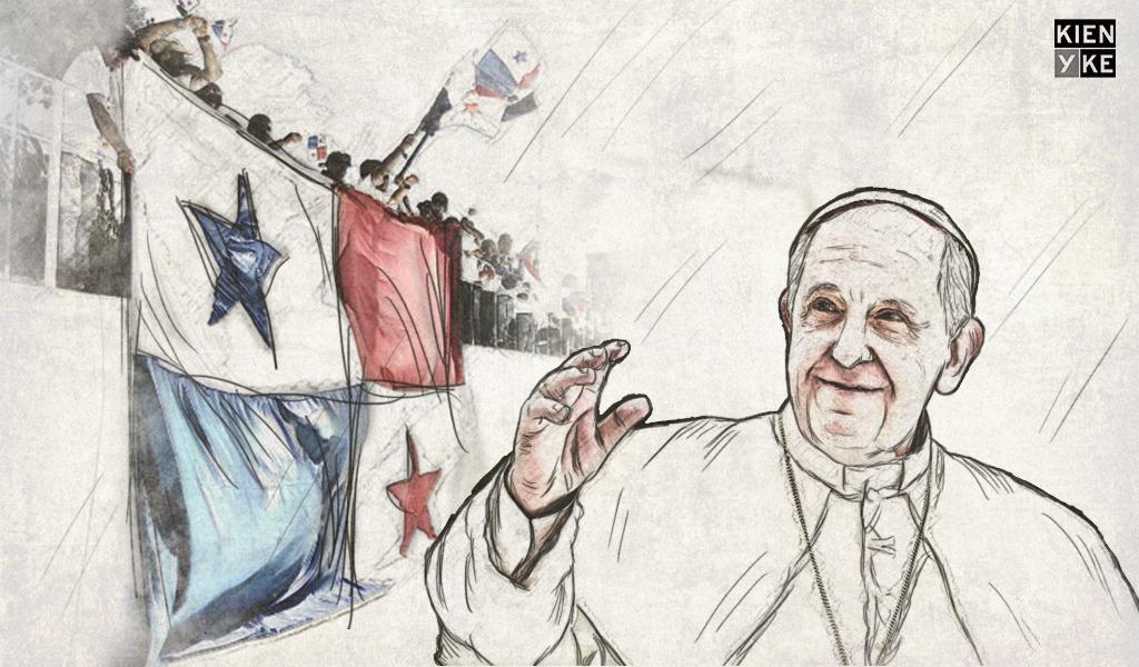 EN VIVO: Detalles de la visita del papa Francisco a Panamá