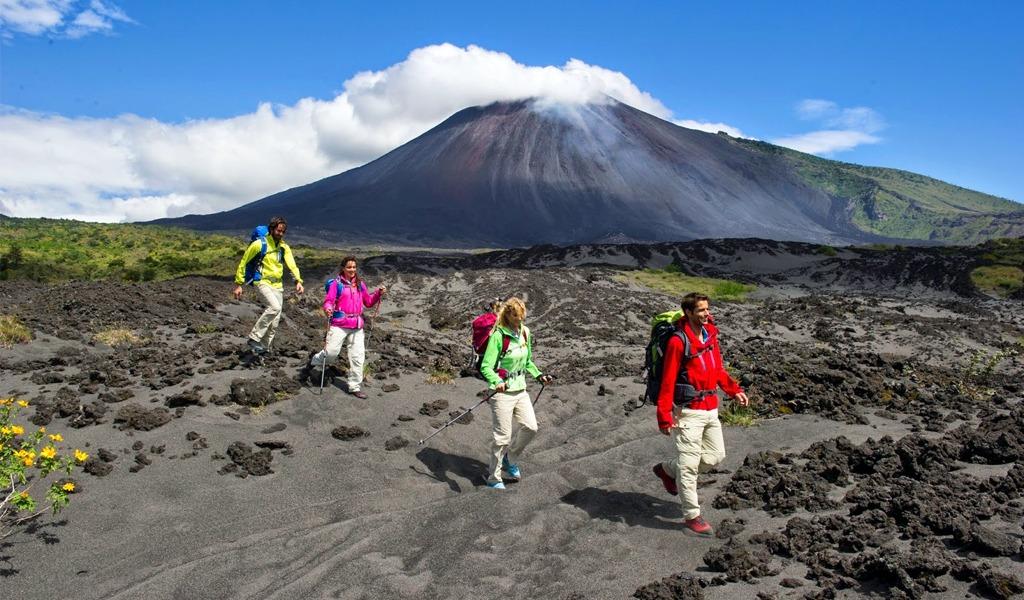 Turismo volcánico, no solo es ver una erupción