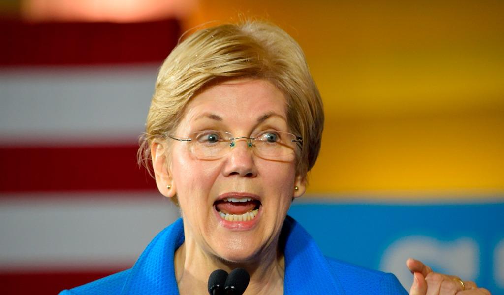 Senadora demócrata buscará dar la pelea ante Trump en 2020