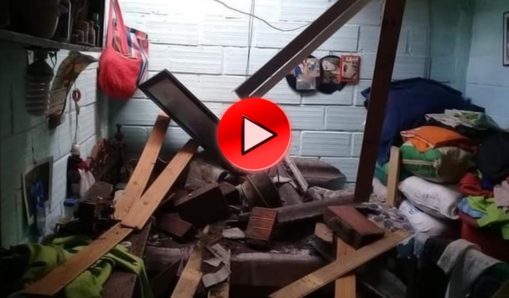 Angustiantes reacciones por sismo que sacudió el país