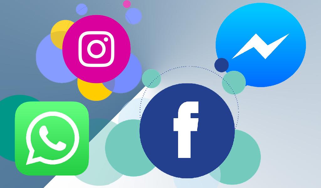 ¿WhatsApp, Instagram y Messenger se fusionan a Facebook?