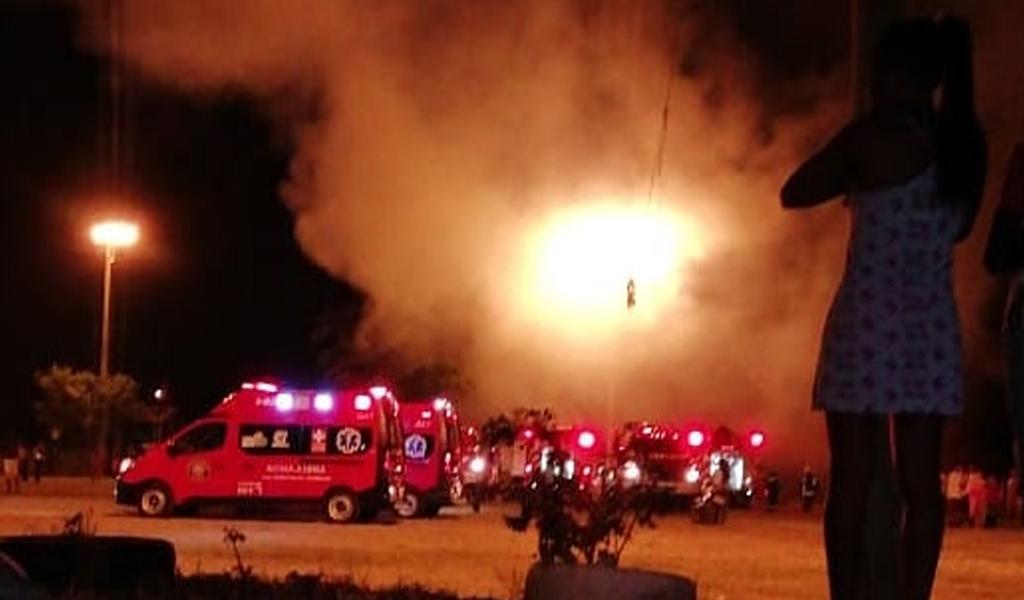 Incendio deja una persona muerta en Cali