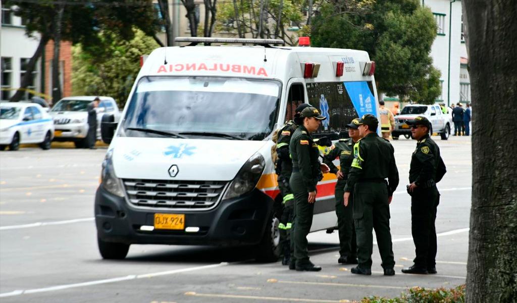 Capturan a sospechoso de atentado con carro bomba