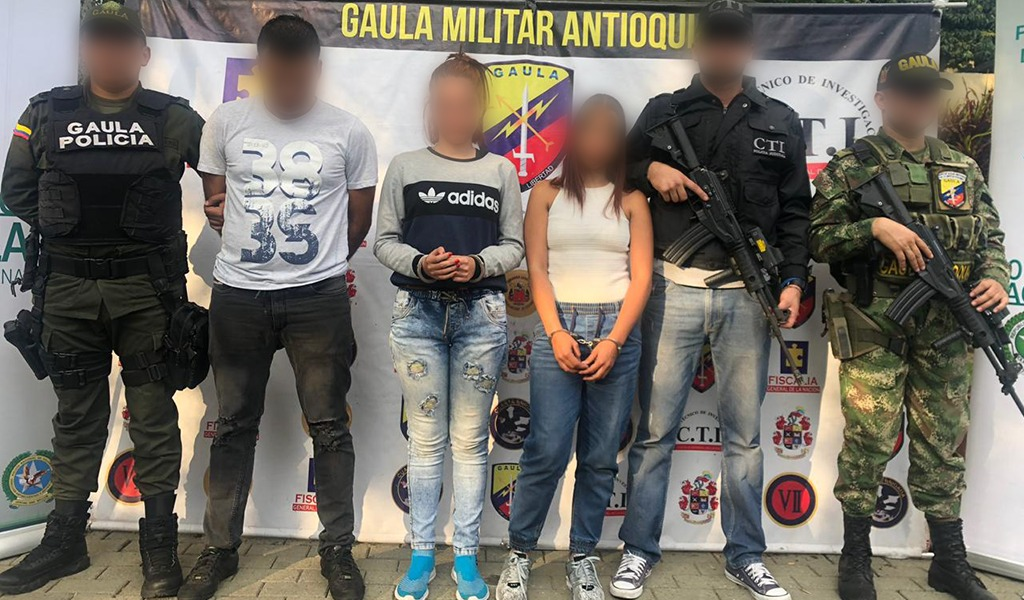 Cae red implicada en muerte de profesor en Medellín