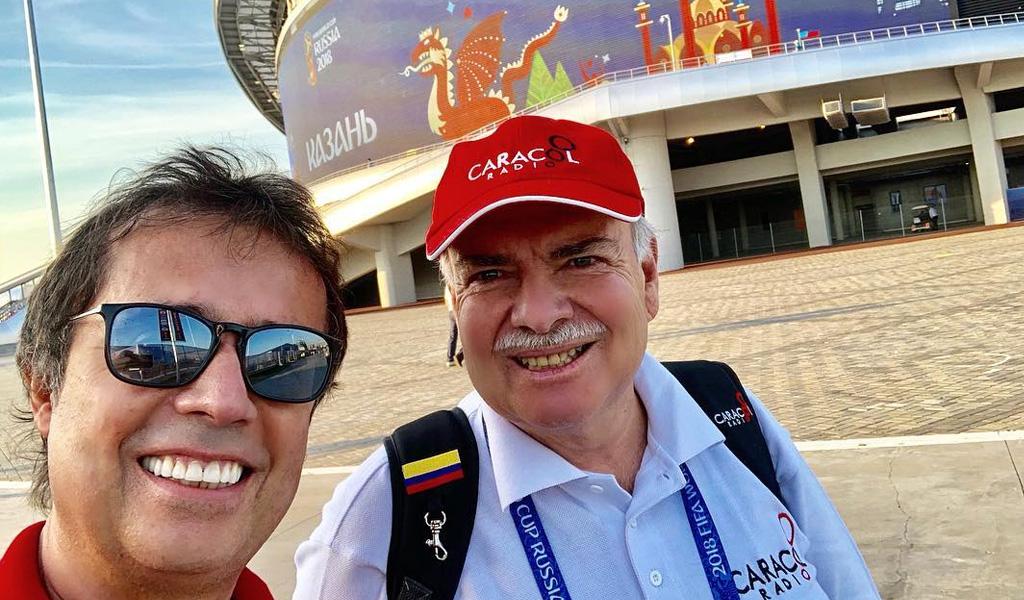 El reemplazo de Iván Mejía en el Pulso del Fútbol