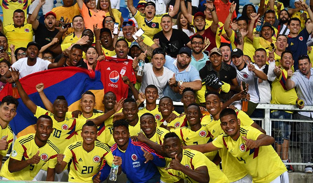 Colombia con la esperanza en el Sudamericano