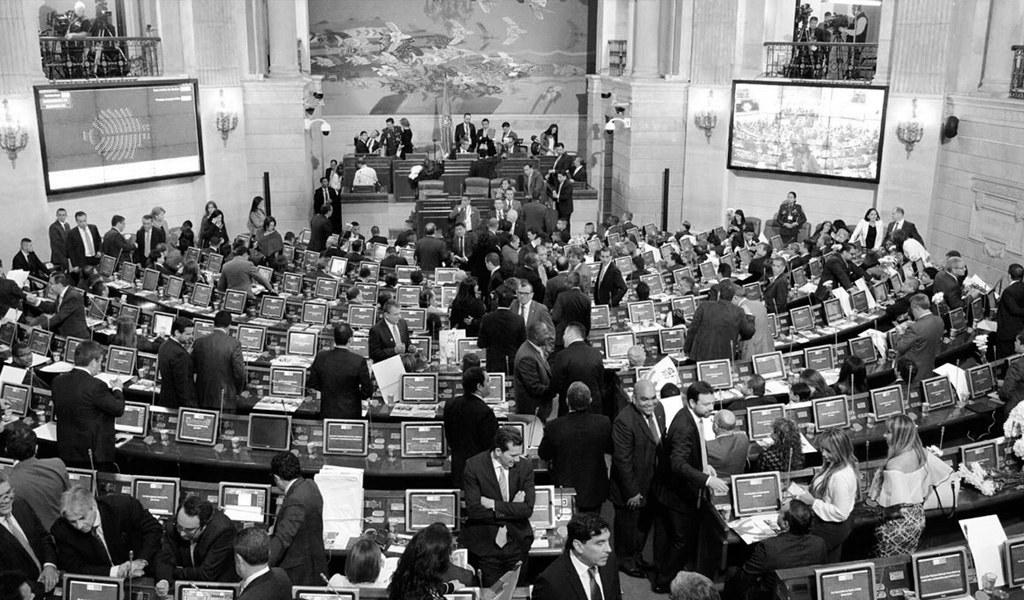 Congreso tendrá sesiones extraordinarias en febrero