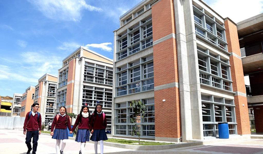 Así puede matricular a sus hijos en colegios oficiales de Bogotá