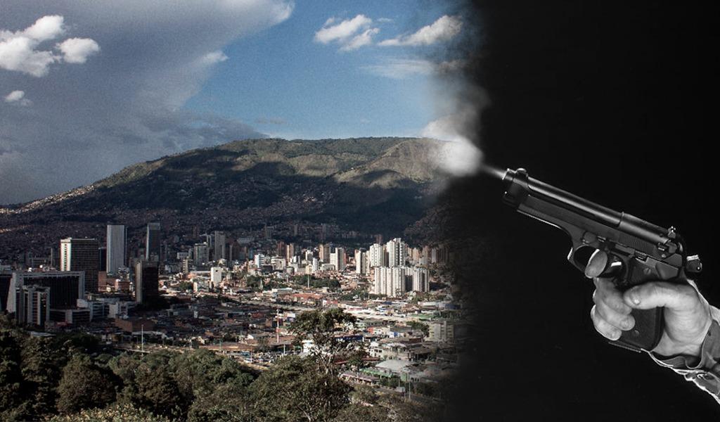 Cifras de homicidios en Medellín van en aumento
