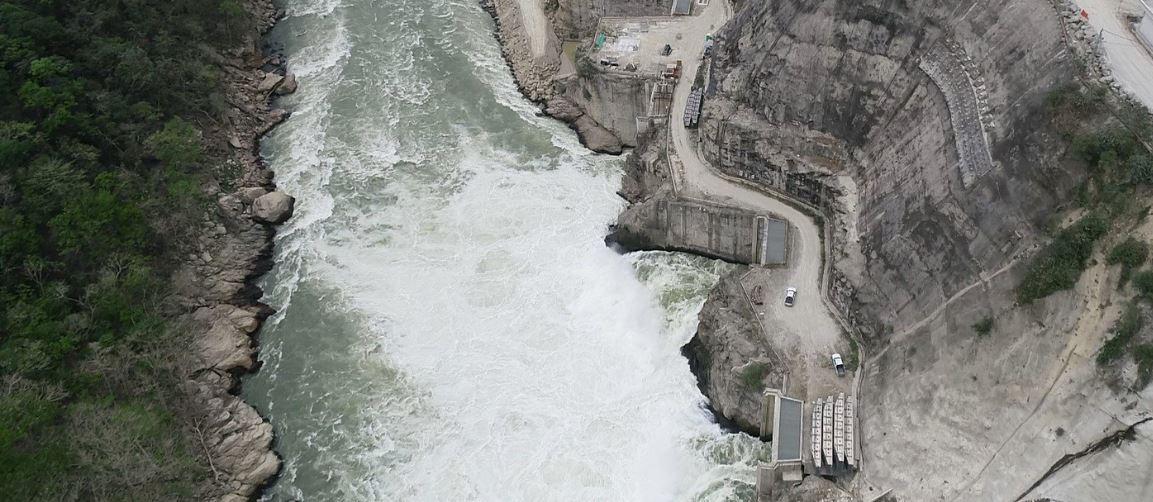 Socavación en Hidroituango conecta dos túneles: EPM