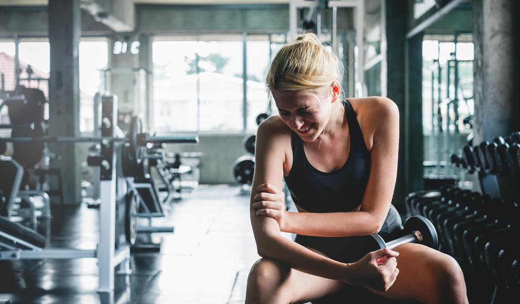 Riesgos de hacer ejercicio en exceso