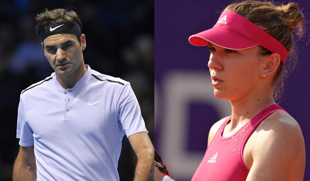 Sorpresas en Australia: Afuera Federer y Halep